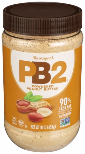 Bell Plantation PB2 Powdered Peanut Butter Perspective: front