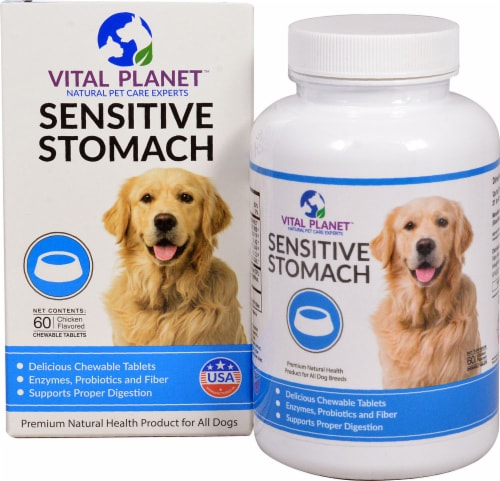 Vital Planet  Sensitive Stomach for Dogs   Chicken Perspective: front