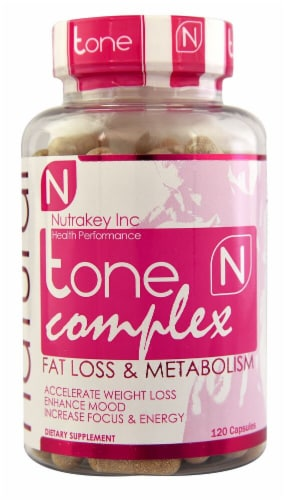 NutraKey  Tone Complex Perspective: front