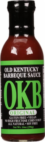 Have You Tried the OK Original Kentucky BBQ Sauce Perspective: front