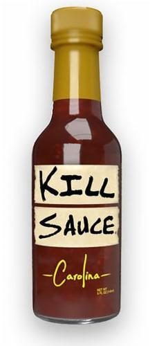 Kill Sauce Carolina Hot Sauce Perspective: front