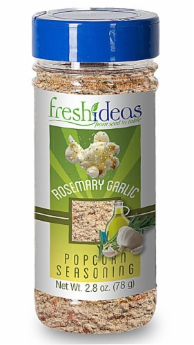 FreshIdeas  Rosemary Garlic Seasoning Perspective: front