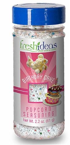 FreshIdeas  Birthday Cake Seasoning Perspective: front