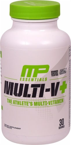 MusclePharm  Essentials Multi-V plus Perspective: front