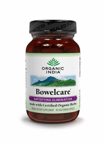 Organic India  Bowel Care Formula Perspective: front