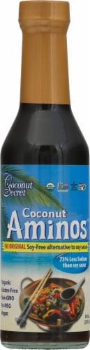 Coconut Secret Organic Raw Coconut Aminos Perspective: front
