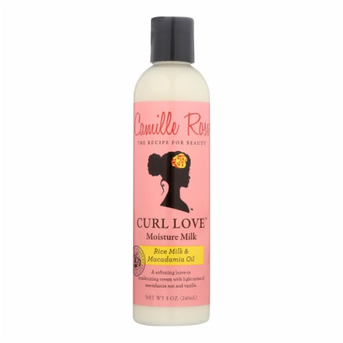 Camille Rose Naturals Curl Love Moisture Milk Perspective: front