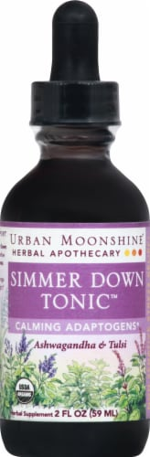 Urban Moonshine  Simmer Down Tonic Perspective: front