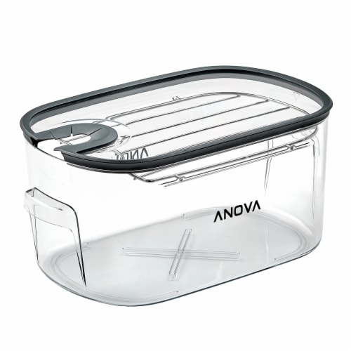 Anova Culinary Precision Cooker Container Perspective: front