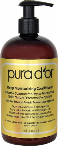 Pura D'or  Deep Moisturizing Conditioner Perspective: front