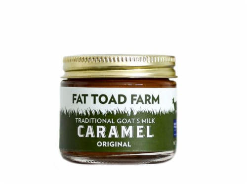 Fat Toad Farm Traditional Goat's Milk Caramel Perspective: front