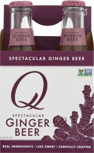 Q Mixers Ginger Beer Perspective: front