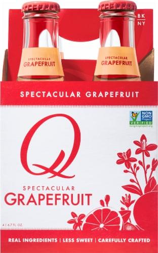 Q  Spectacular Grapefruit Soda Perspective: front