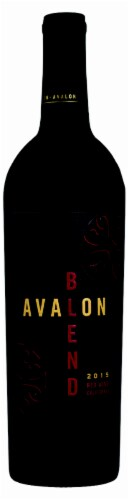 Avalon Red Wine Blend Perspective: front