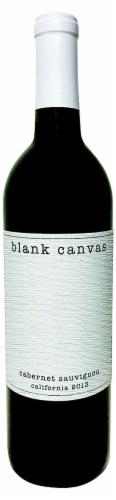 Blank Canvas Cabernet Sauvignon Perspective: front