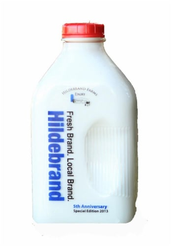 Hildebrand Farms Dairy 2% Reduced Milk Perspective: front