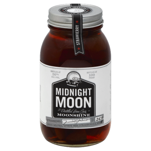 Midnight Moon Strawberry Moonshine Perspective: front