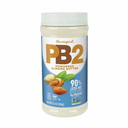 PB2 Powdered Almond Butter Perspective: front