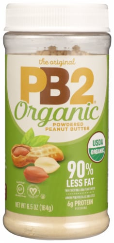 PB2 Organic Powdered Peanut Butter Perspective: front