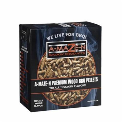 A-Maze-N 2 Lb. Cherry Wood Pellet AZPLT050240127 Perspective: front