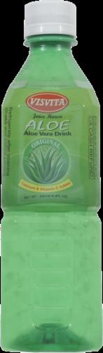 Visvita Original Aloe Vera Drink Perspective: front