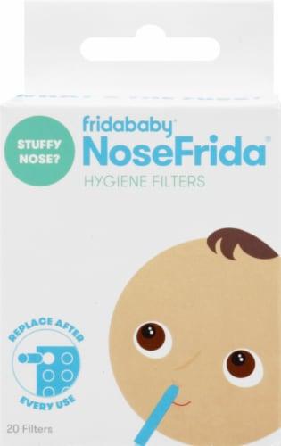 Fridababy NoseFrida Hygiene Filters Perspective: front