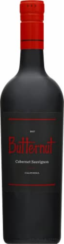 Butternut Wines Cabernet Sauvignon Red Wine Perspective: front