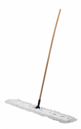 Elite Mops and Booms 48 in. W Dust Mop - Case Of: 2; Each Pack Qty: 1 Perspective: front