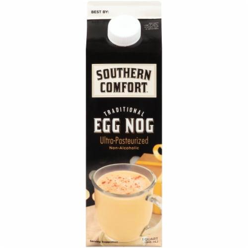 Southern Comfort Traditional Egg Nog Perspective: front