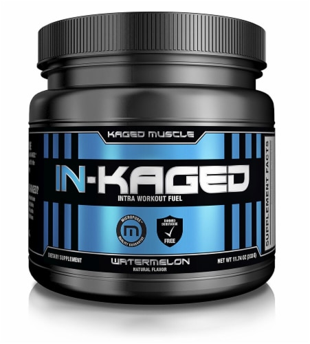 Kaged Muscle  In-Kaged®   Watermelon Perspective: front