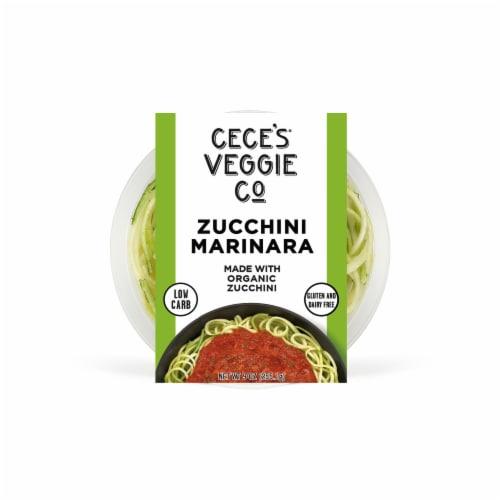 Cece's Veggie Co. Zucchini Marinara Bowl Perspective: front