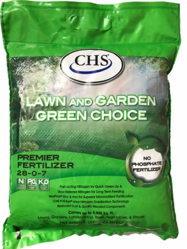 CHS Lawn and Garden Green Choice Premier Fertilizer Perspective: front