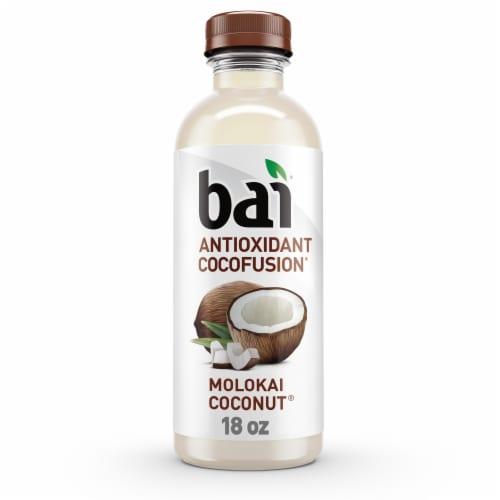 Bai Cocofusion Molokai Coconut Antioxidant Infused Beverage Perspective: front
