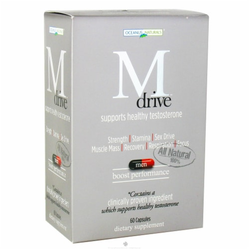 Dreambrands M-Drive Natural Testosterone Support Perspective: front