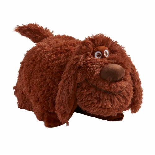 Pillow Pets NBC Universal Duke Plush Toy Perspective: front