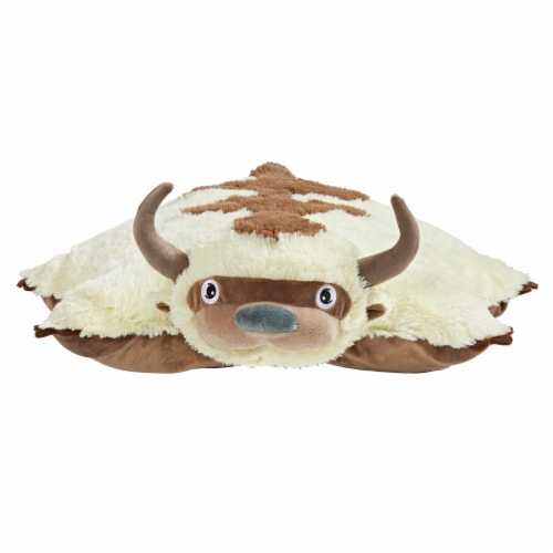 Pillow Pets Jumboz Appa Plush Toy Perspective: front