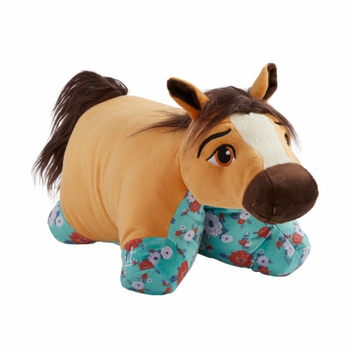 Pillow Pets NBCUniversal Spirit Plush Toy Perspective: front