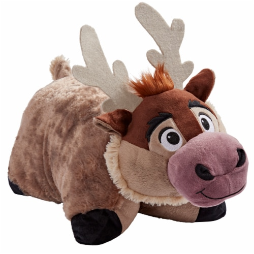 Pillow Pets Disney Frozen Sven Plush Toy Perspective: front