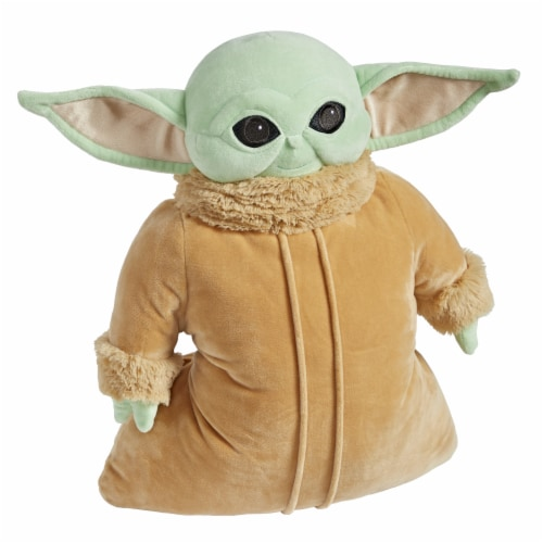 Pillow Pets Disney Star Wars The Child Plush Toy Perspective: front