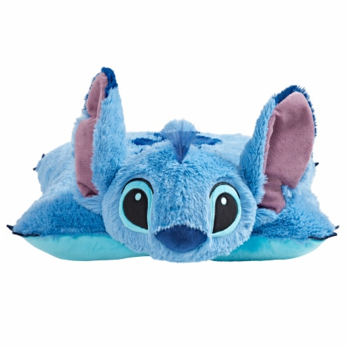 Pillow Pets Disney Lilo & Stitch Stitch Plush Toy Perspective: front