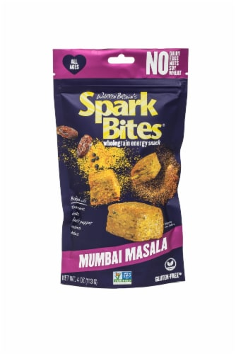 Mumbai Masala Spark Bites, Case of 6 Perspective: front