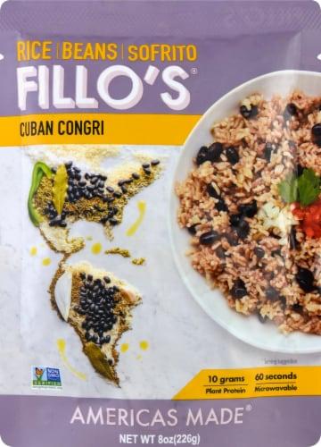 Fillo's Cuban Congri Perspective: front