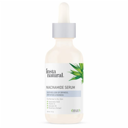InstaNatural Niacinamide Serum Perspective: front