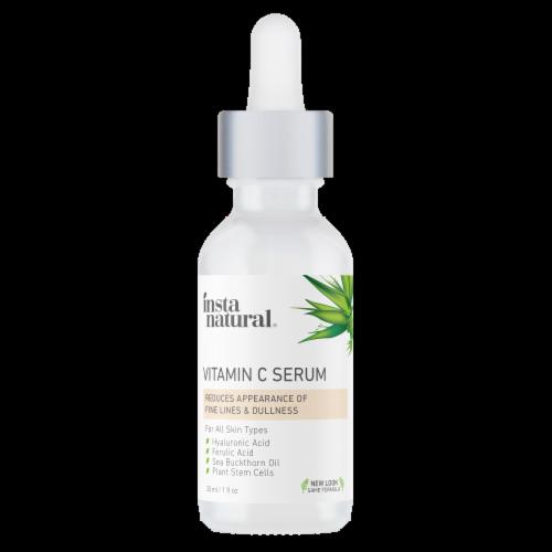 InstaNatural Vitamin C Serum Perspective: front