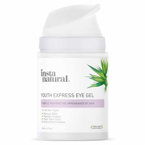 InstaNatural Eye Gel Perspective: front