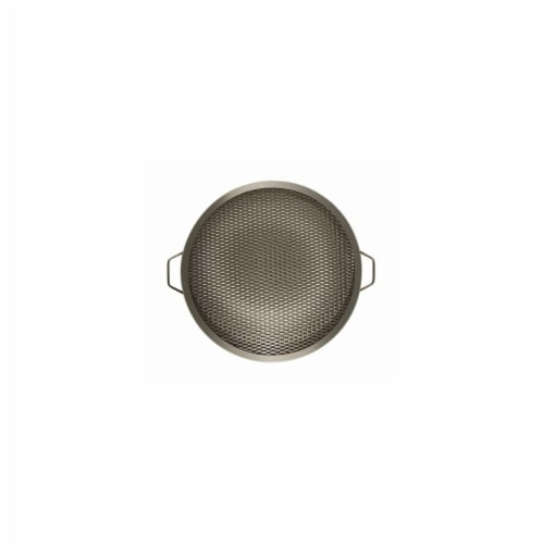 Ohio Flame OF24CG-SS 24 dia. Liberty Stainless Steel Patriot Cook Grate Fire Pit Perspective: front