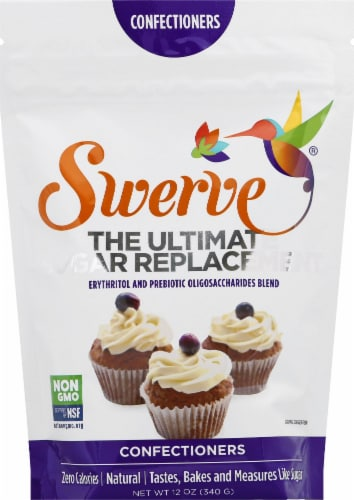 Swerve Confectioners Sugar Replacement Perspective: front