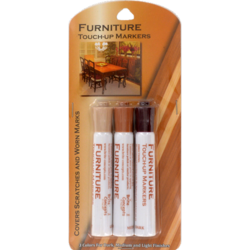 Brite Concepts Furniture Touch-Up Markers Perspective: front