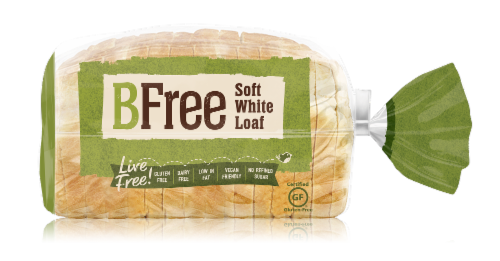 BFree Wheat & Gluten Free White Bread Perspective: front