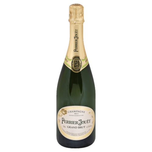 Perrier-Jouet Grand Brut Champagne Perspective: front